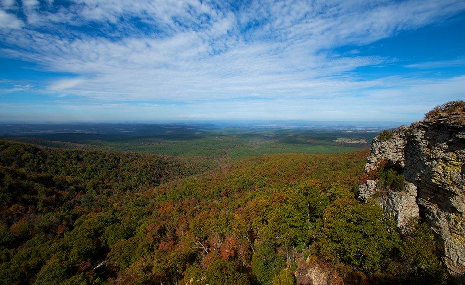 Taken in Arkansas' Ozark Mountains