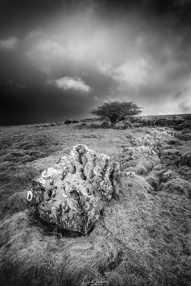 Limestone #2 by PRC_PHOTO - Our World In Black And White Photo Contest
