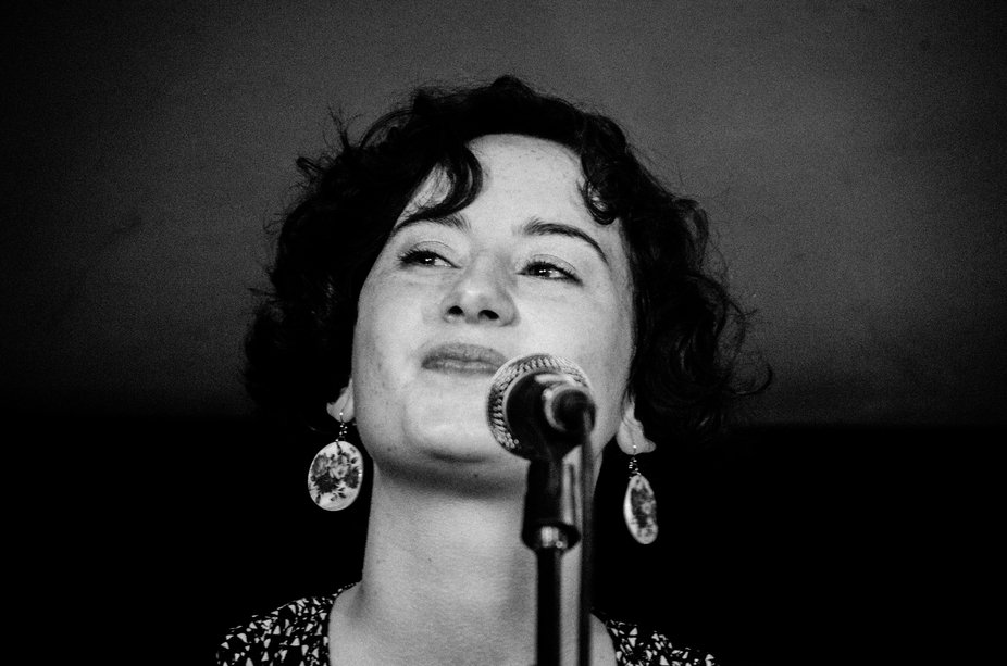 From a collection by David Connelly (c) Afternoon Jazz session in Edinburgh, Pushed the ISO to ge...