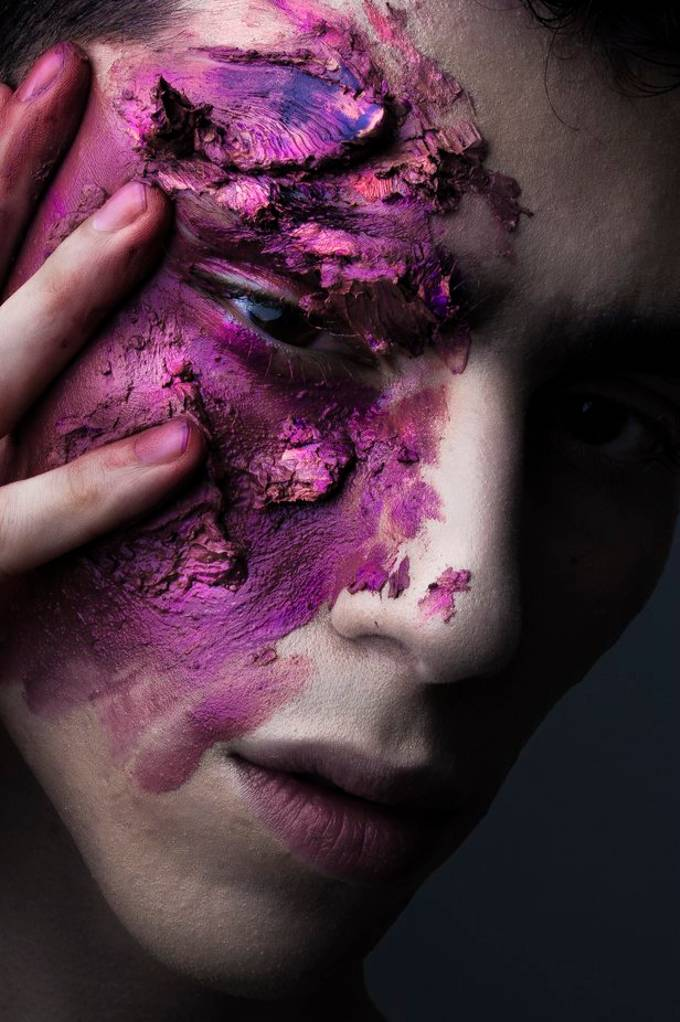 A Purple World Photo Contest Winner