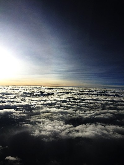 Clouds are amazing