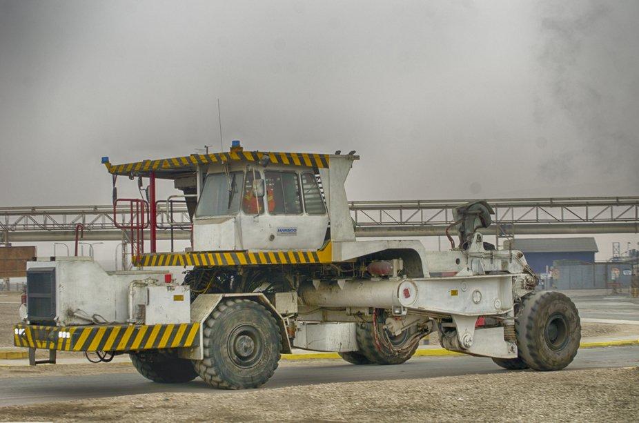 Camion de Olla