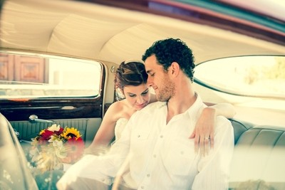 A Vintage Wedding Day