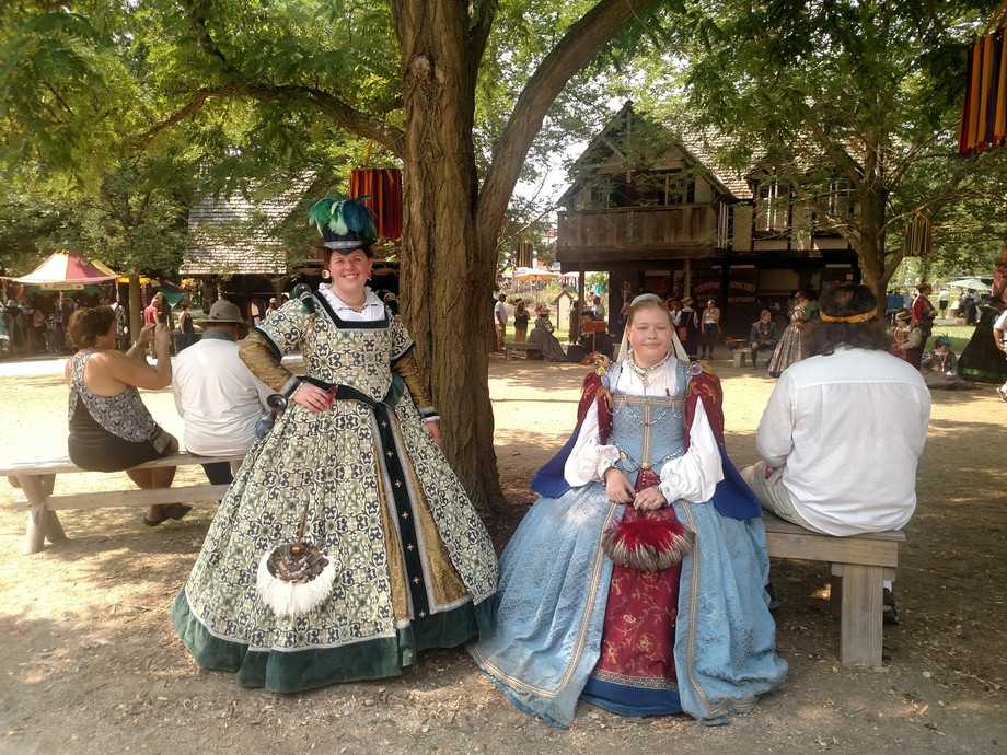 Taken at the Renaissance Faire