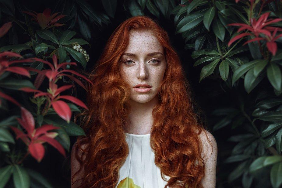 photo/retouching: © Olga Gridina model: Noortje