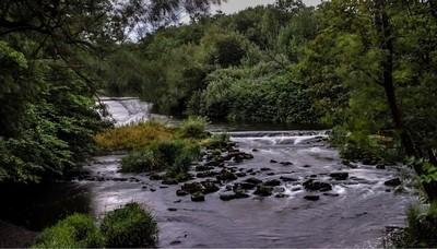 The river carron falkirk