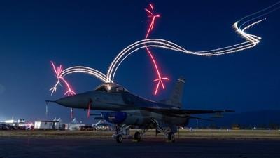 F-16 Fireworks