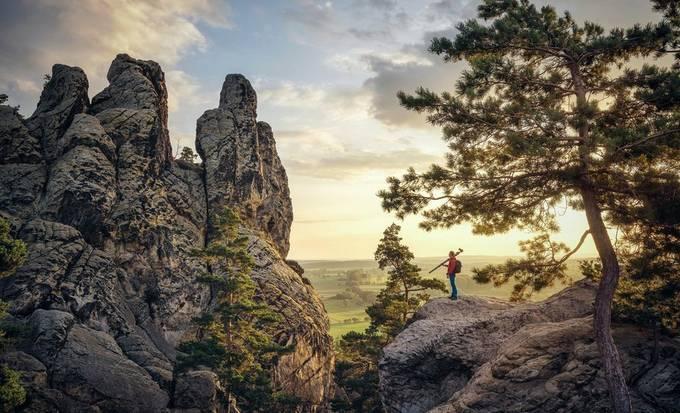 People Hiking Project Winners