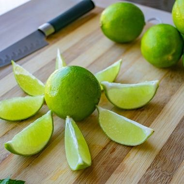 getting ready to make some mojito cocktails