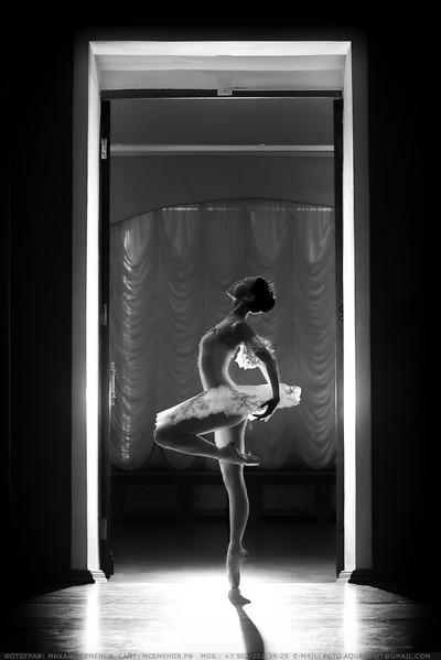 Breath of ballet
