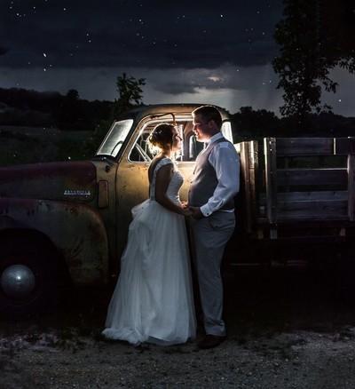 Pickup Wedding