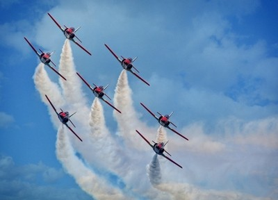 Spanish Display Team