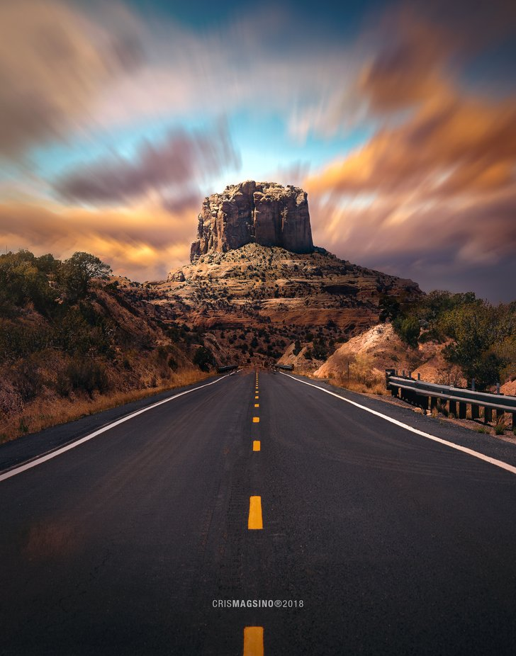 Tower of the gods by crismagsino - Summer Road Trip Photo Contest