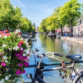 Life in Amsterdam is characterized by a relaxed and youthful exuberance.  Whether it is cycling around town, or cruising a canal with a bottle of...