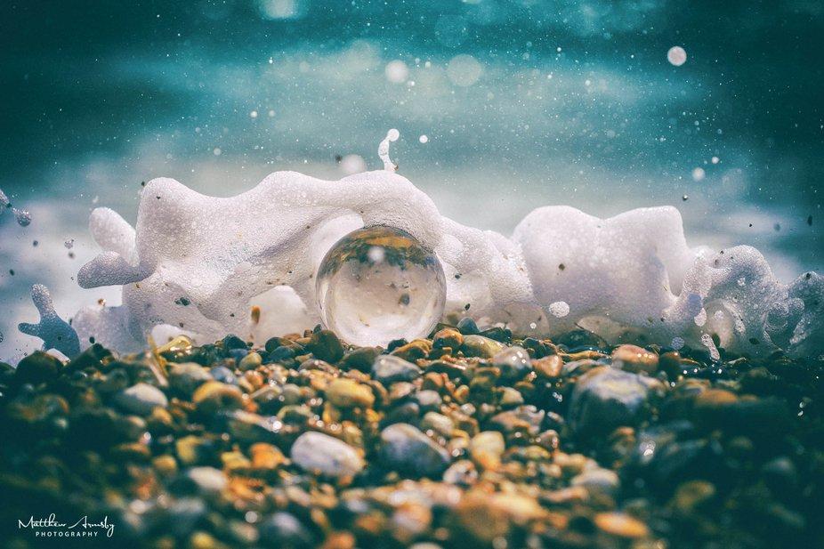 Sphere, Sea, Wash, Fast Shutter