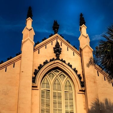 Christine U Jones, Charleston, South Carolina, walk about, church, light, summer, walk, streets, 50mm