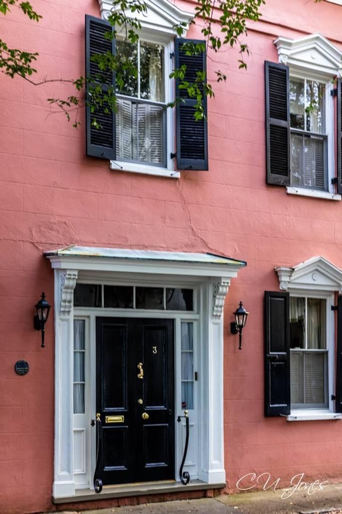 walk about in Charleston, South Carolina