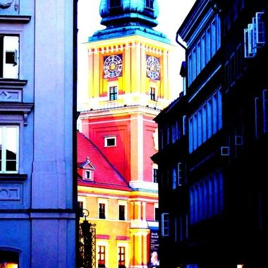Architecture and life of Warsaw - the Capital ofPoland 4 (114)