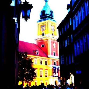 Architecture and life of Warsaw - the Capital ofPoland 4 (115)