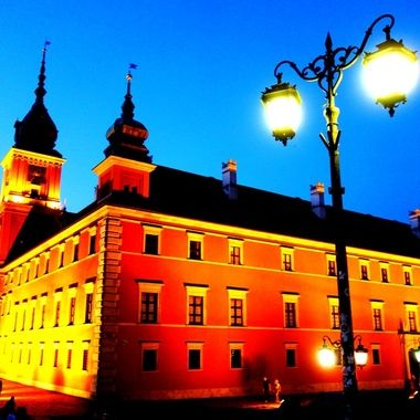 Architecture and life of Warsaw - the Capital ofPoland 4 (140)