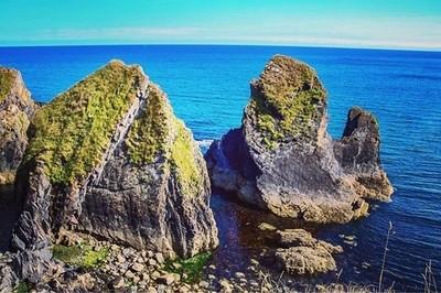 The antidote to exhaustion isn't rest, it's nature...#nature #sea #seascape #sealovers #abmhappylife #abmlifeiscolorful #abmlifeisbeautiful #artofvisuals #bandofun #coast #darlingmovement #explore #exploreeverything #exploreinbetween #exploretocreate #fin