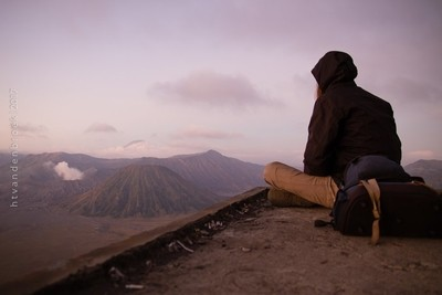 Mt. Bromo Lookout