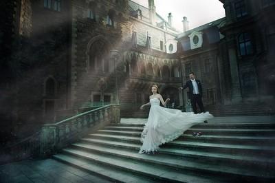 like in a fairy tale