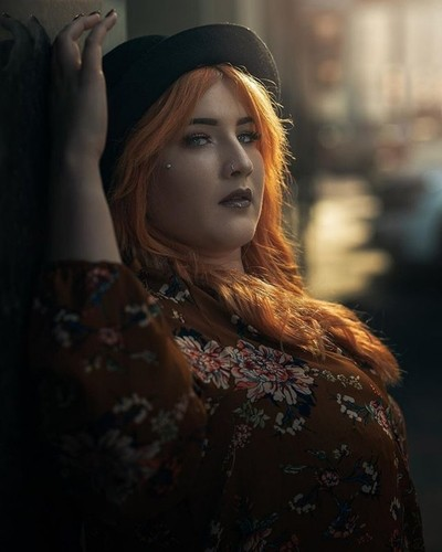 """Norfolk Heat"" Series ———————————————————————— 3 of 3 ➰ ➰ Muse: @kaitlynhackforth ➰ ➰ Sony a7riii   85MM   1-125   f-2.8   125 ISO ➰ ➰ #doports #gramkilla #hairstylist #mua #portsvision #portraits_vision #model #models #alphacollective #sonyworldclub #mak"