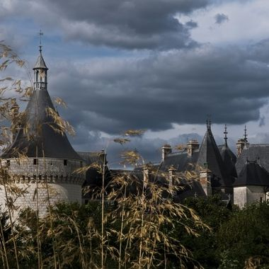 Castles on the river Loire