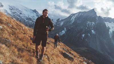 Alps' adventure