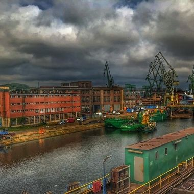 Shipyards from all over the world