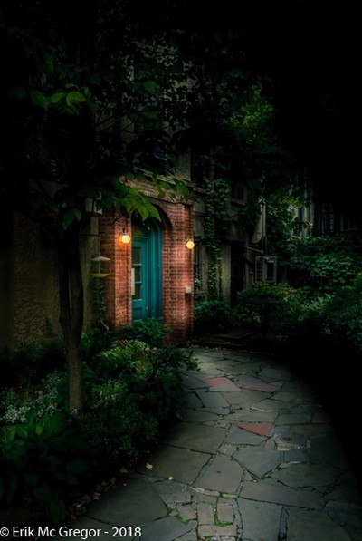 THE SHORT AND WINDING ROAD (that leads to your door)