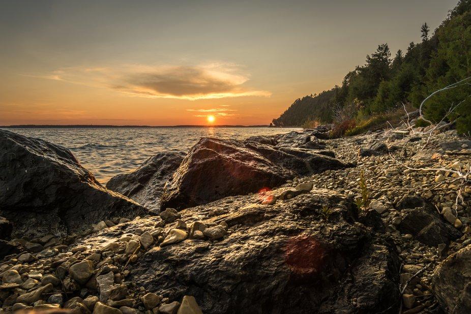 Mackinac Island Shore