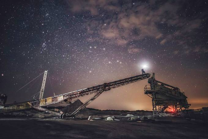 Ground control to Major Tom by GaryCummins - Night Wonders Photo Contest