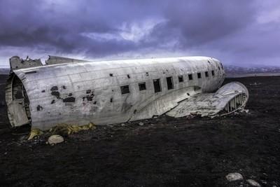 DC-3 Wreckage