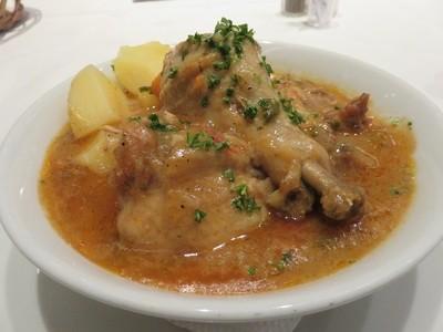 Pileci paprikas, Serbian chicken stew