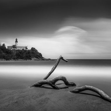 Your Best Long Exposure Shot in Black and White
