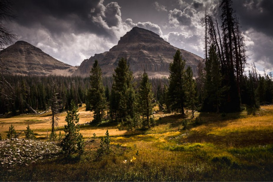 The weather has finally shifted in Utah and the rains have cleared out the smokey skies. Taken du...
