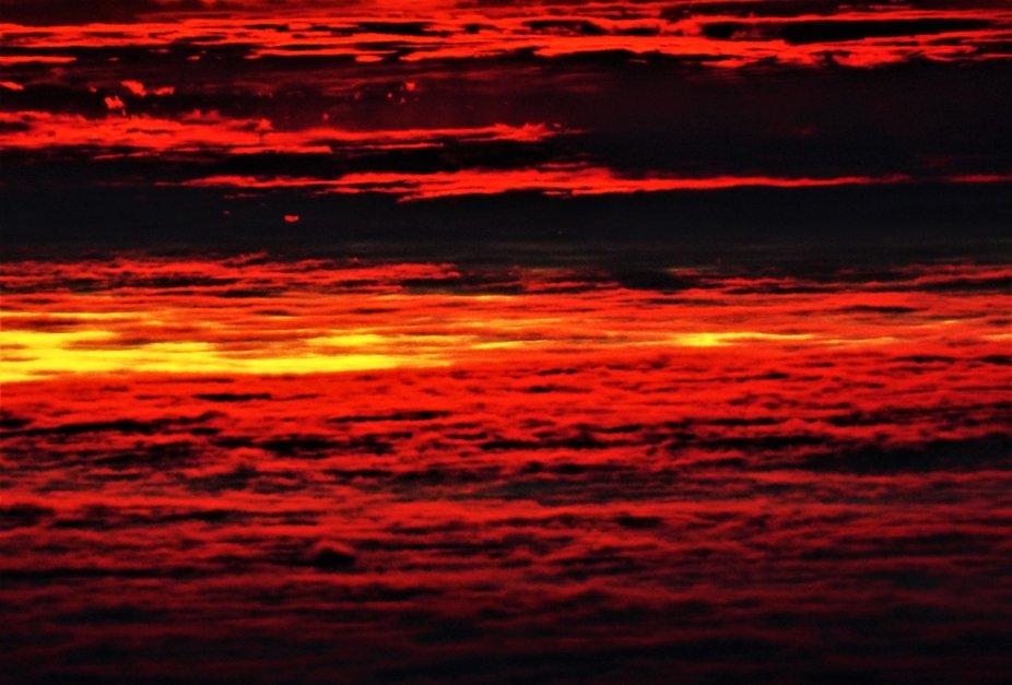 Upside down clouds 0805