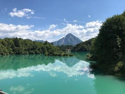 Lago di Verzegnis