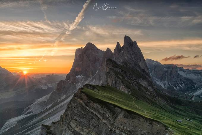 First light - seceda  by nakul - Social Exposure Photo Contest Vol 17