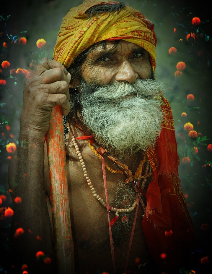 Magical by harmeetsingh - Beards and Mustaches Photo Contest