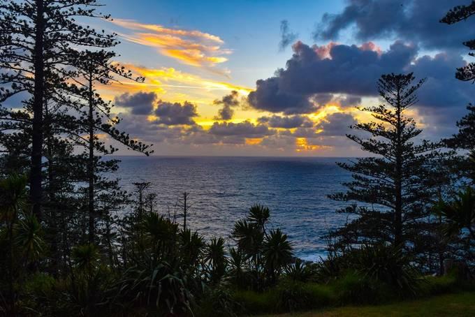 Point Blackbourne Norfolk Island