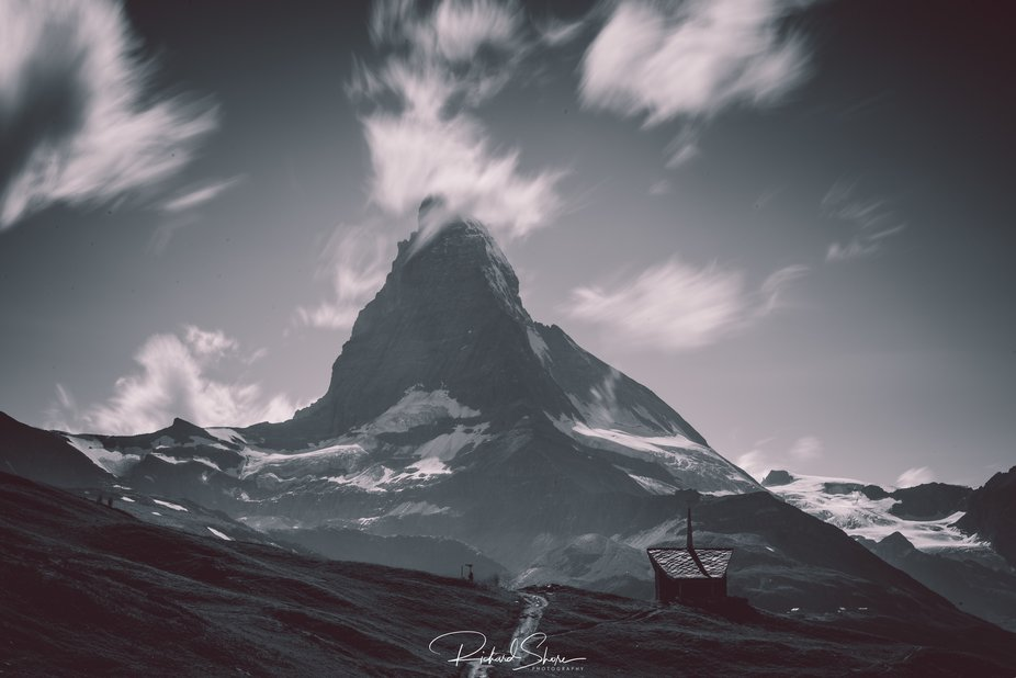 If you ever find yourself lucky enough to find yourself in Zermatt in Switzerland, heading into t...