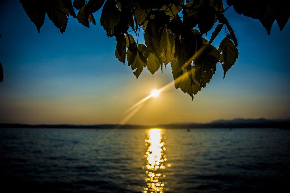 Lake Garda Sun