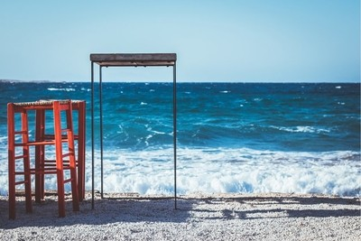 Paros Beach I