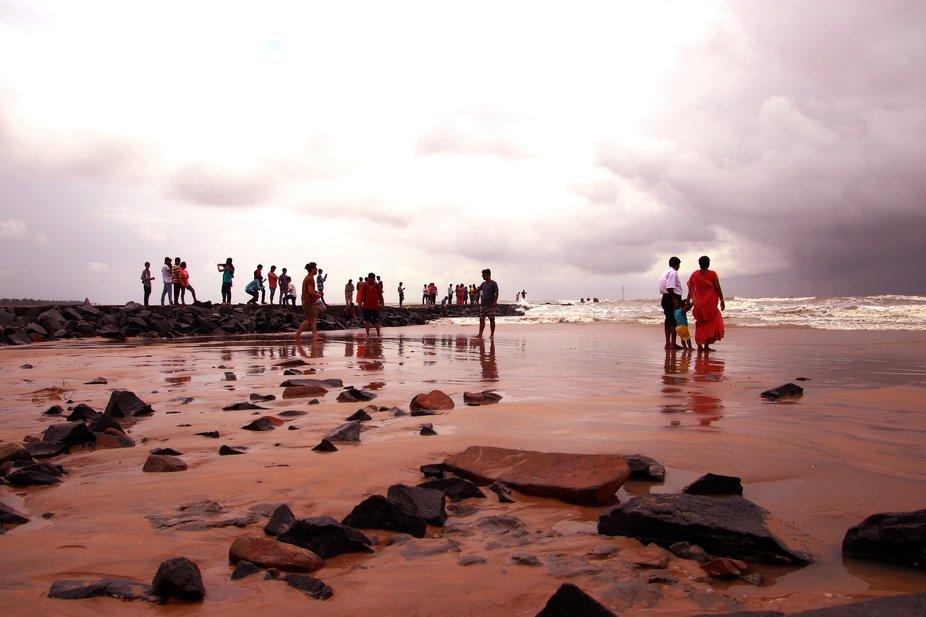 @ Digha Beach, West Bengal, India