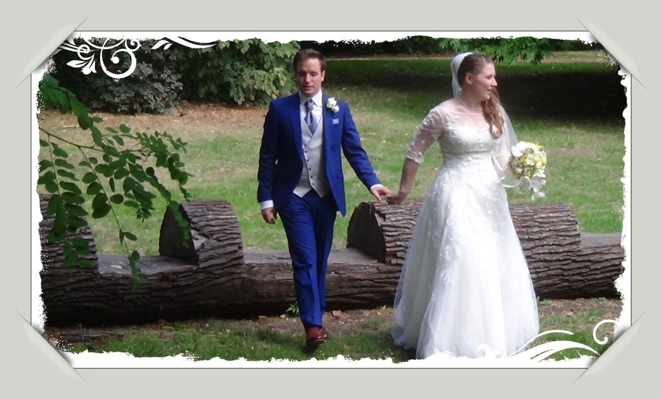 oday 24/08/2018 I happened to see this young married couple and with their permission I made a wedding photography for the first time since long. Sincerely Theo Herbots Wedding photography, Theo-Herbots, Tienen Marriage Danny & Aurélie Photo 3