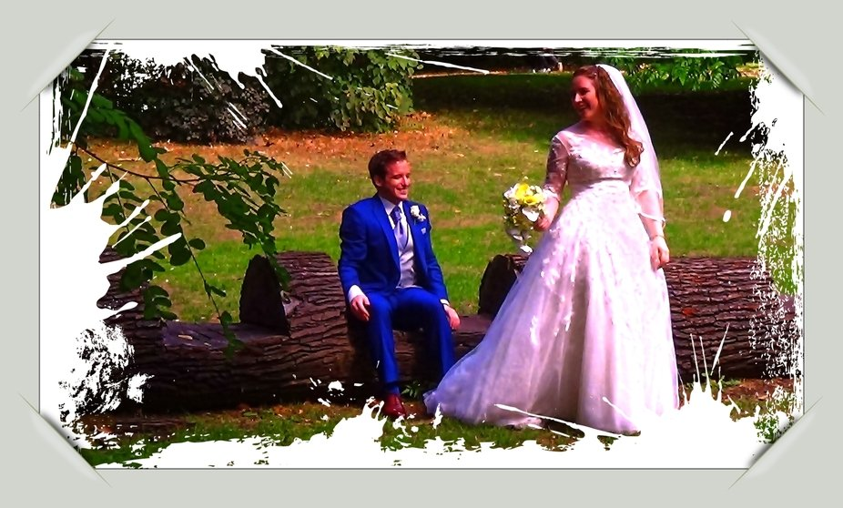 24.08.2018 Today I happened to this young married couple and their admission I made for the first time since a long back huwleijksreportage. Sincerely Theo Herbots Wedding photography, Theo-Herbots, Tienen Marriage Danny & Aurélie Photo 4