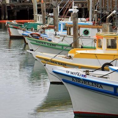 SF Wharf Boats 1.2